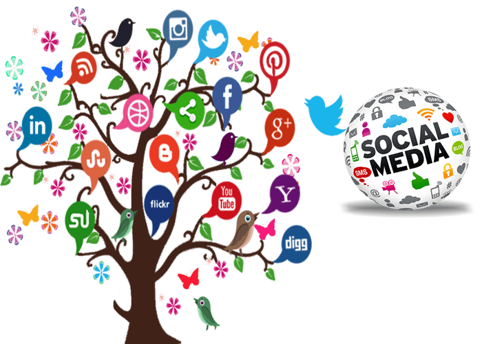 Social Media Optimization(SMO)